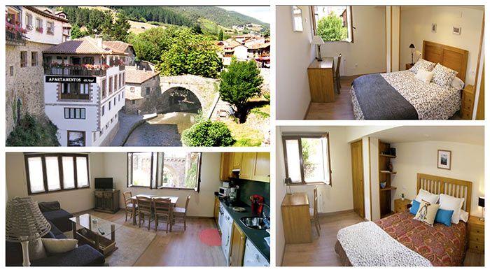 Apartamentos rurales El Nial de Potes, Cantabria