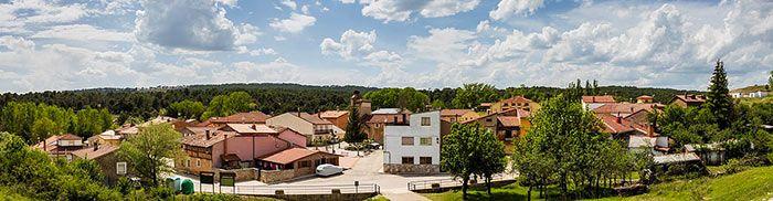 Vistas de Muriel Viejo y alrededores