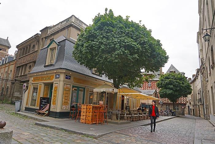 Viajar por la Bretaña Francesa, Rennes, con Iati Seguros