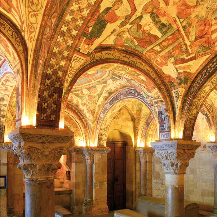 Museo de San Isidoro – Panteón de los Reyes