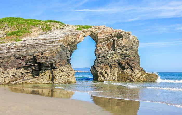 Playa Catedrales, Galicia