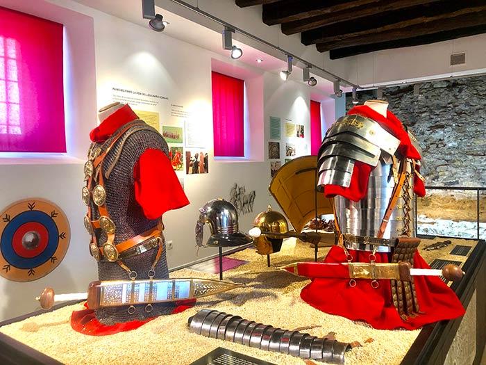 Museos de León - Centro de Interpretación de León Romano