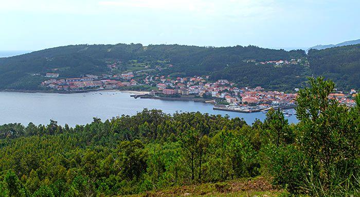 Corcubión, La Coruña, Galicia