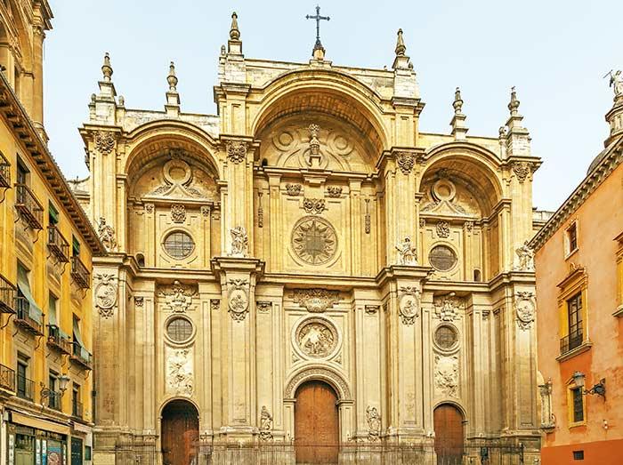 Catedral de Granada, Andalucía
