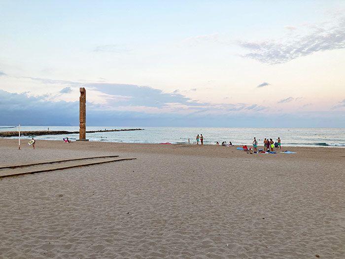 Playa del Camepllo, Comunidad Valenciana