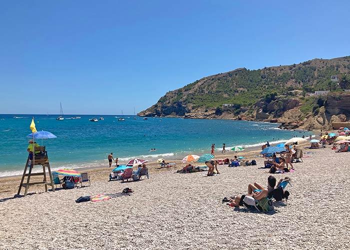 Playa del Racó Albir, Comunidad Valenciana