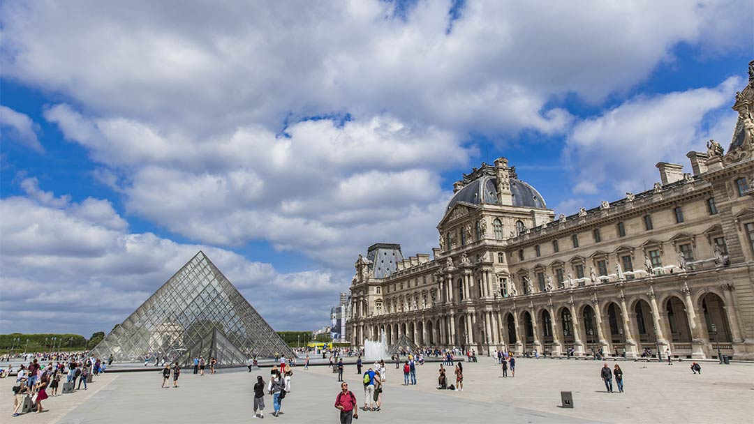 Museo Louvre, París.