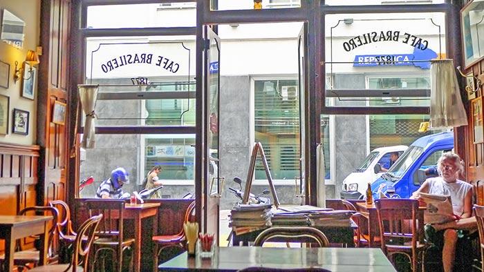 Cafe Brasilero en Montevideo