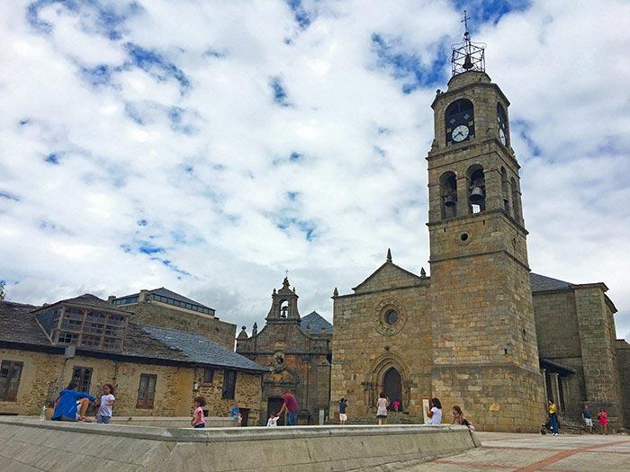 Iglesia en Puebla de Sanabria