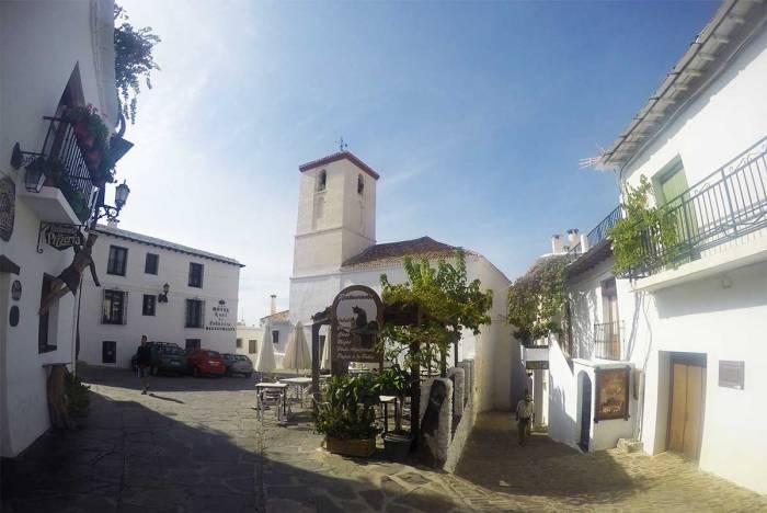 Iglesia de Capileira, Alpujarra Granadina