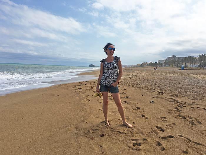 Un paseo por la playa - Comunidad Valenciana