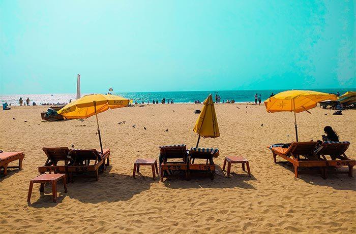 Baga becha, Goa