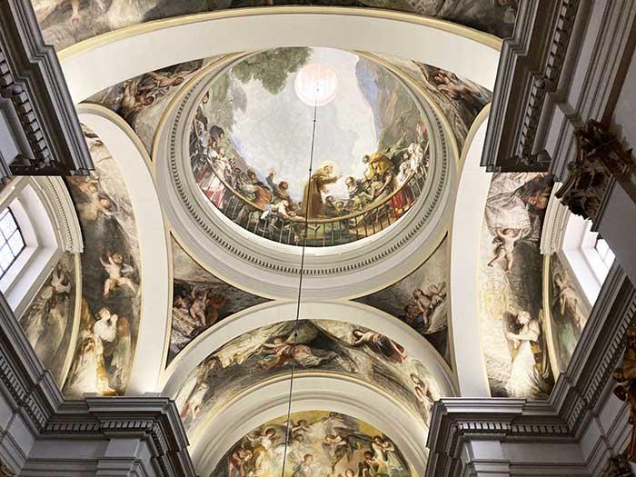 Ermita San Antonio de la Florida, Madrid