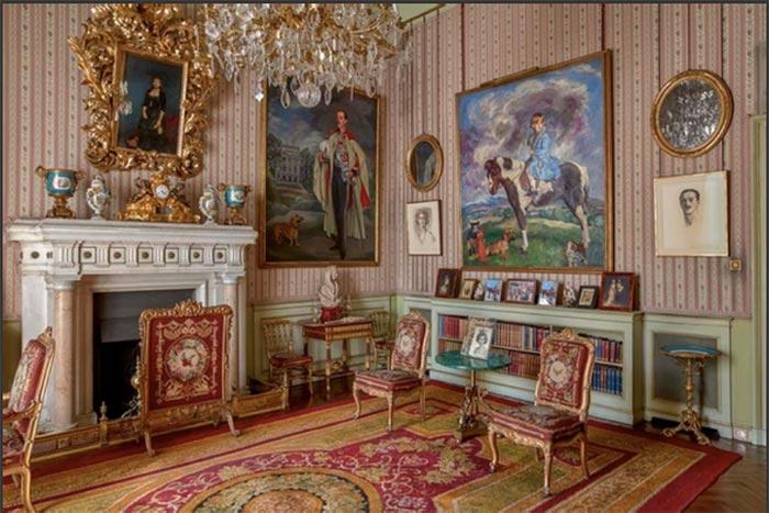 Salón Zuloaga, Palacio de Liria
