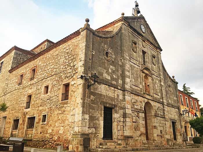 Convento de Santa Teresa, Lerma