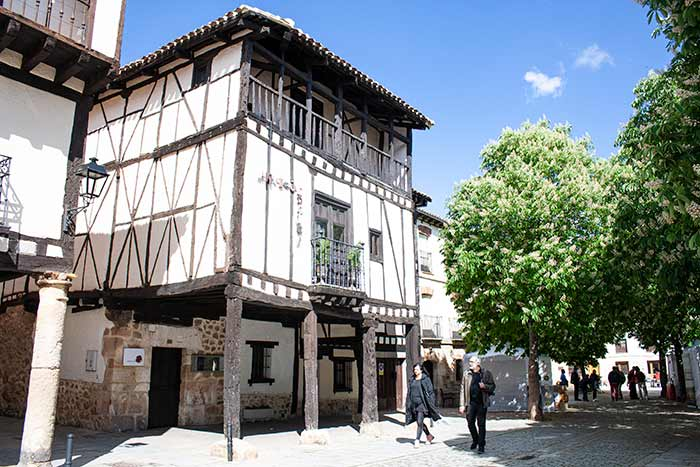 Casa de Doña Sancha en Covarrubias, Burgos