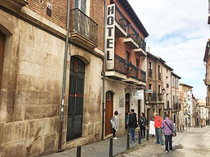 Hotel en Lerma, Burgos
