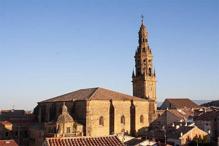 Iglesia Nuestra Señora de la Asunción, Briones, La Rioja