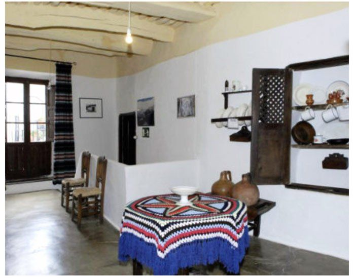 Museo Casa Alpujarreña, Bubión
