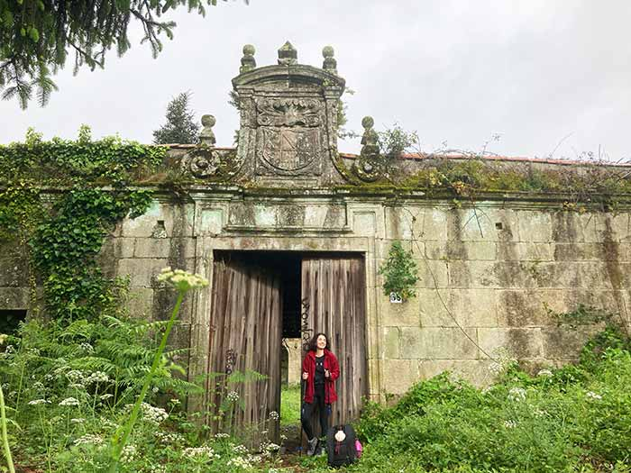 Camino Portugués a Santiago