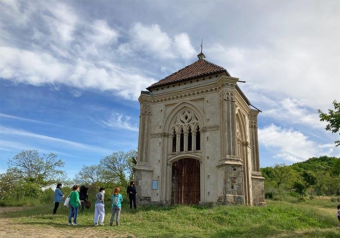 Ermita del Humilladero, Geoparque Mundial de la Unesco Villuercas Ibores Jara