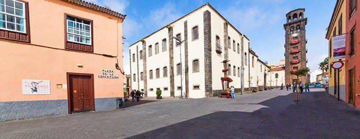 Plaza Concepción La Laguna, Tenerife