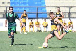 Central empató sin goles con Sarmiento de Junín en Arroyo Seco