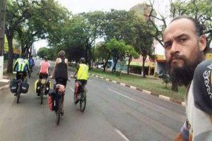 Mataron a un ciclista argentino en Brasil