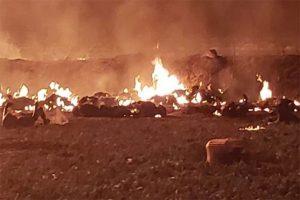Robaban nafta en México y se prendieron fuego: 66 muertos