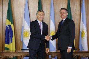 Bolsonaro visitará Argentina el próximo 6 de junio