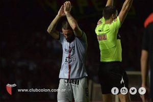 Franco Zuculini descartado ante Vélez: parte médico de los jugadores de Colón