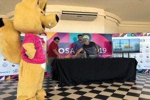 Calendarios definidos en los Juegos Suramericanos de Playa Rosario 2019