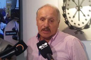 """Leopoldo Jacinto Luque: """"Unión este último tiempo ha mejorado un poco"""""""