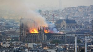 Notre Dame: sólo pagaron el 9 por ciento de las donaciones prometidas