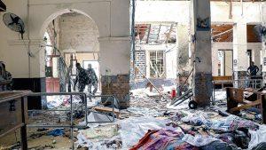 Bombas golpean a Sri Lanka: tres iglesias entre los ocho objetivos