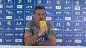 Cocca cuidará jugadores para la final ante Boca