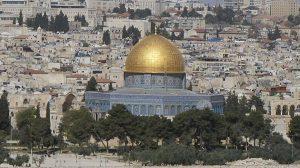 Al mismo tiempo que Notre Dame, ardió la mezquita Al-Aqsa