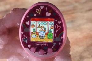 El Tamagotchi vuelve a la vida con pantalla color, Bluetooth y app móvil