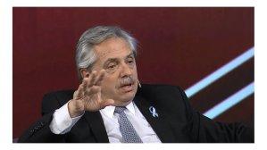"""Alberto Fernández: """"Estamos dispuestos a competir en una PASO presidencial con Massa"""""""