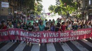 En 2018 se registró casi un femicidio o travesticidio por día