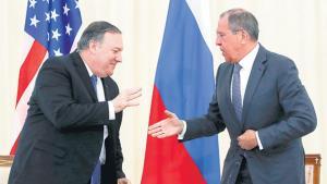 EE.UU. pide a Rusia que deje a Maduro