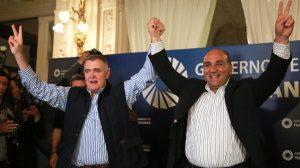 Manzur arrasó en Tucumán y manifestó su apoyo a Fernández – Fernández
