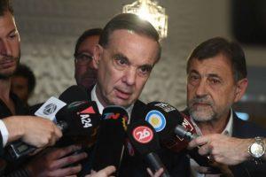"""Pichetto: """"A mí me eligió el presidente y no al revés"""""""