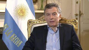 """Macri: la fórmula Fernández-Fernández es """"una destrucción de futuro"""""""