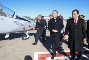 El Gobierno presentará un reclamo ante Guatemala e intentará reflotar la venta de los Pampa III