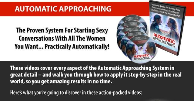 automatic approaching - Sinn - Automatic Approaching