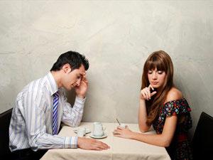 sad couple - Sinn - Automatic Approaching