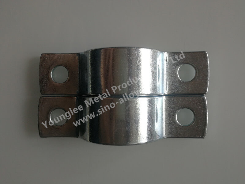 galvanized carbon steel tube clamps