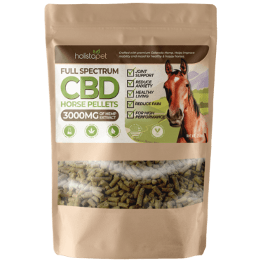 Holistapet CBD Hemp Pellets for Horses Review
