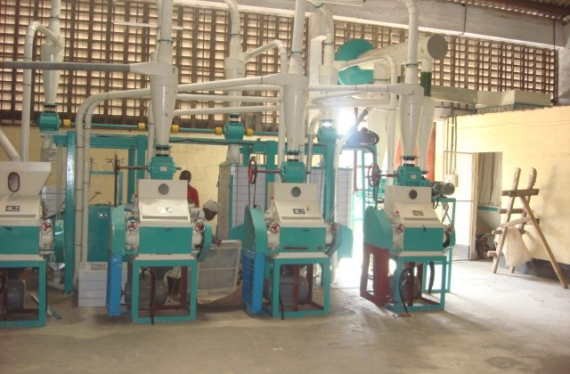 30TPD Corn Flour Mill